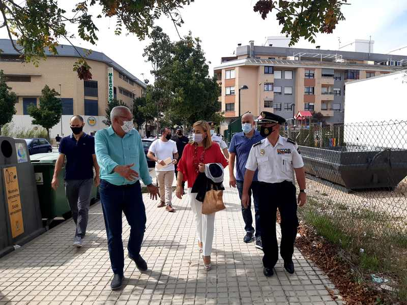 El Ajuntament de Dénia y el Ministerio del Interior acuerdan ubicar la nueva comisaría de Po...