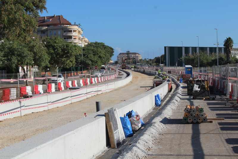Foto La Línia 9 Benidorm-Dénia del TRAM d'Alacant estarà en funcionament a principis de 2023