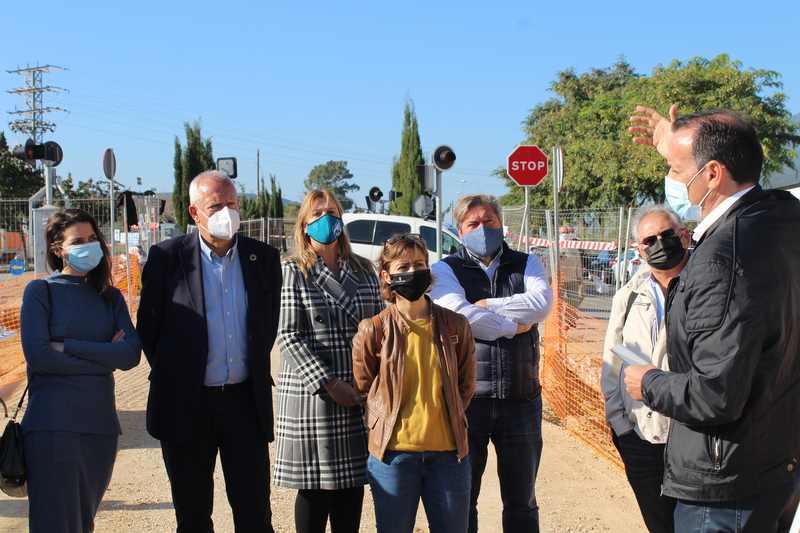 La Línea 9 Benidorm-Dénia del TRAM d'Alacant estará en funcionamiento a principios de 2023