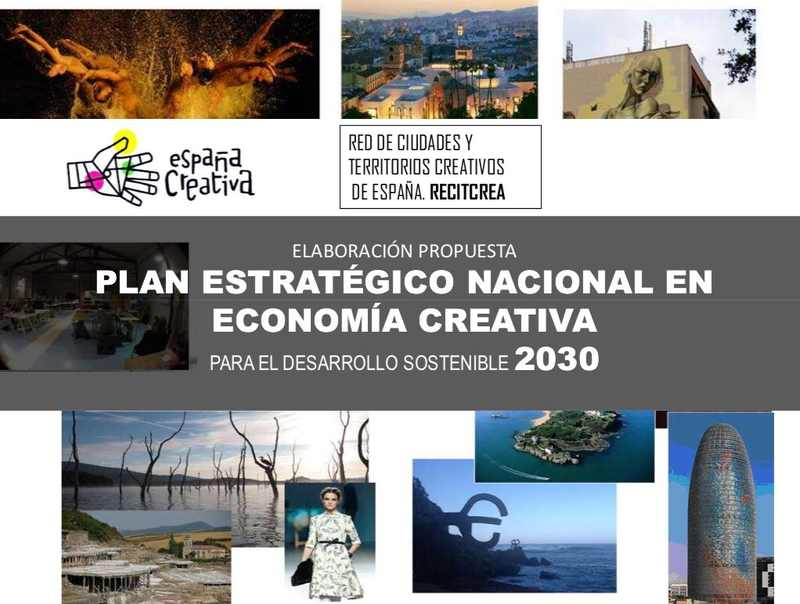 Dénia participa en la redacció del primer Pla Estratègic Nacional d'Economia Creativa i ...
