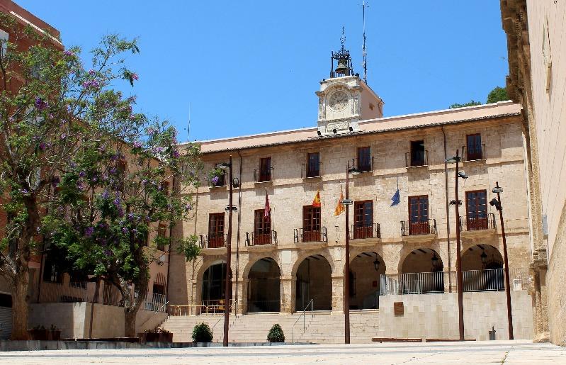 L'Ajuntament de Dénia suspén tots els actes amb públic fins a nou avís