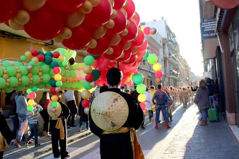 Dénia suspende el Carnaval infantil