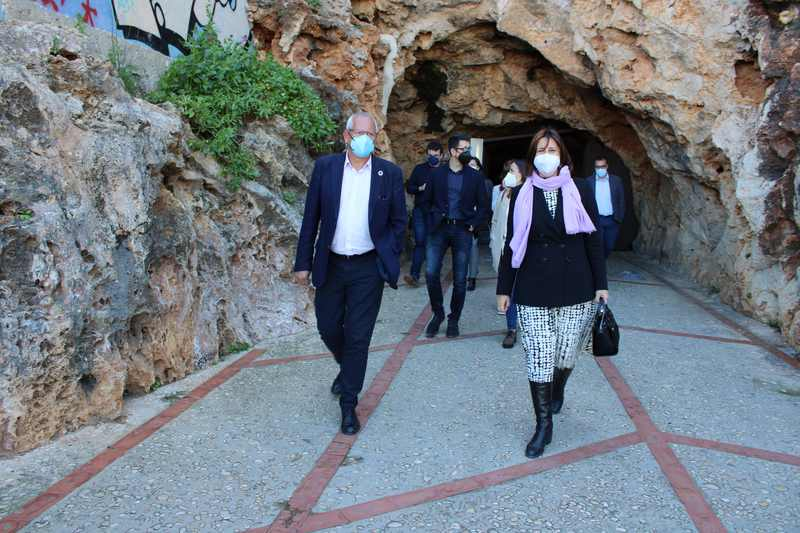 Dénia projecta crear un espai relacionat amb la memòria històrica en l'antic escorxador ...