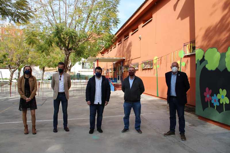 L'Espai Fester de Dénia s'ubicarà en l'actual centre infantil El Rodat