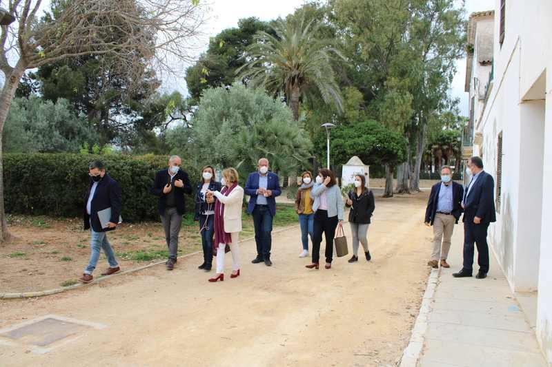 La Universitat d'Alacant i l'Ajuntament de Dénia treballen en la creació d'un Campus...