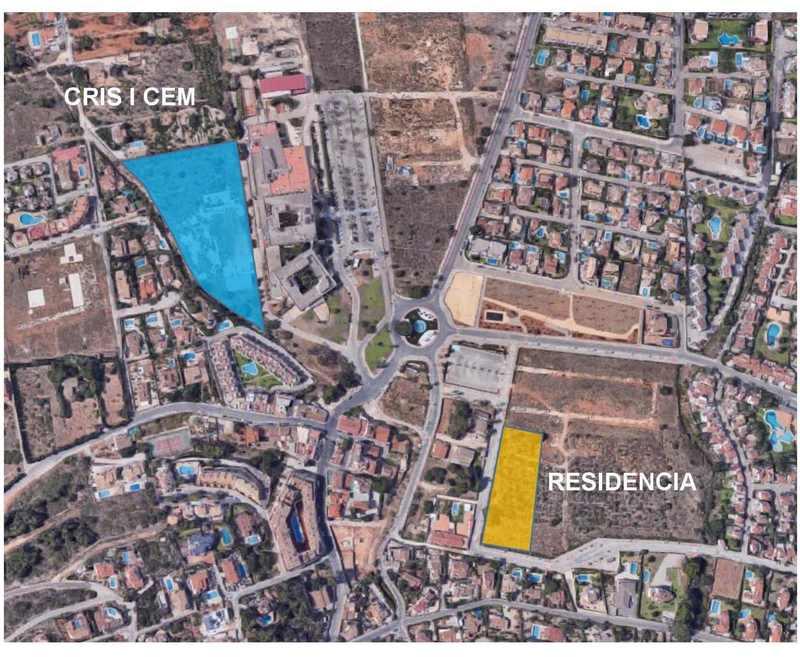 Dénia s'adhereix al Pla Convivint de la Generalitat Valenciana per a construir dos centr...