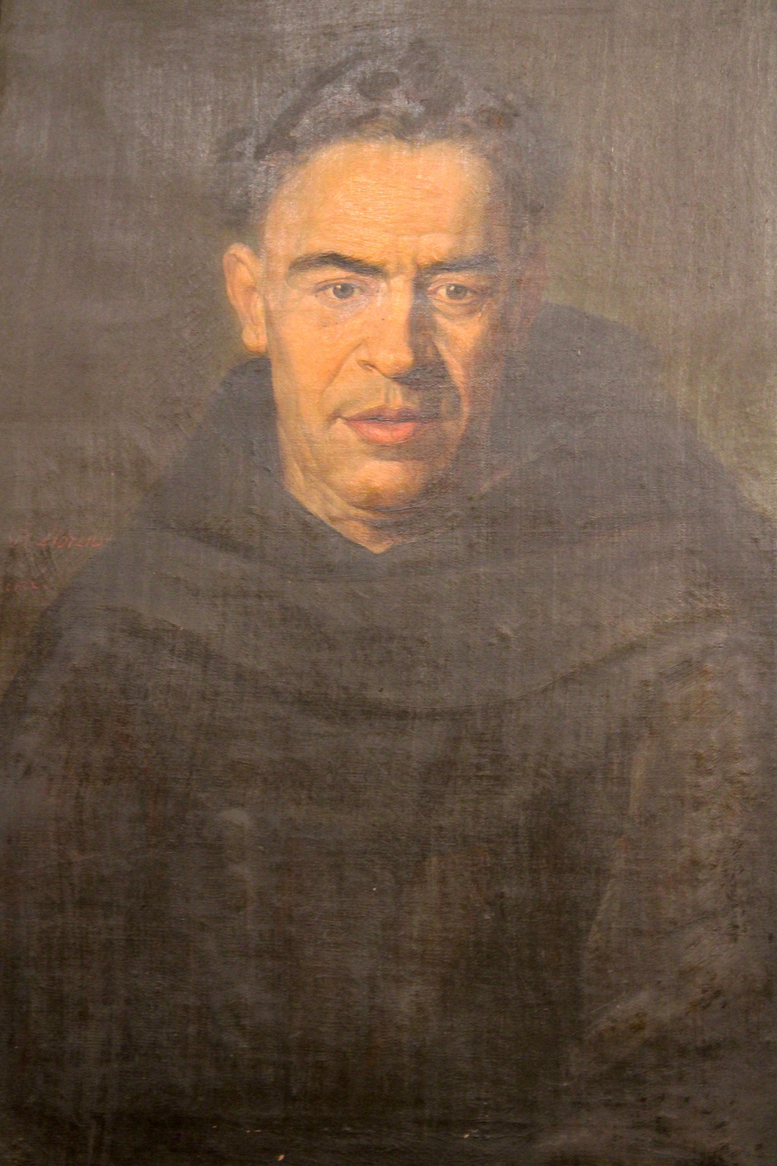 Foto El Museo Etnológico incorpora a la exposición dos nuevos cuadros del pintor Llorens