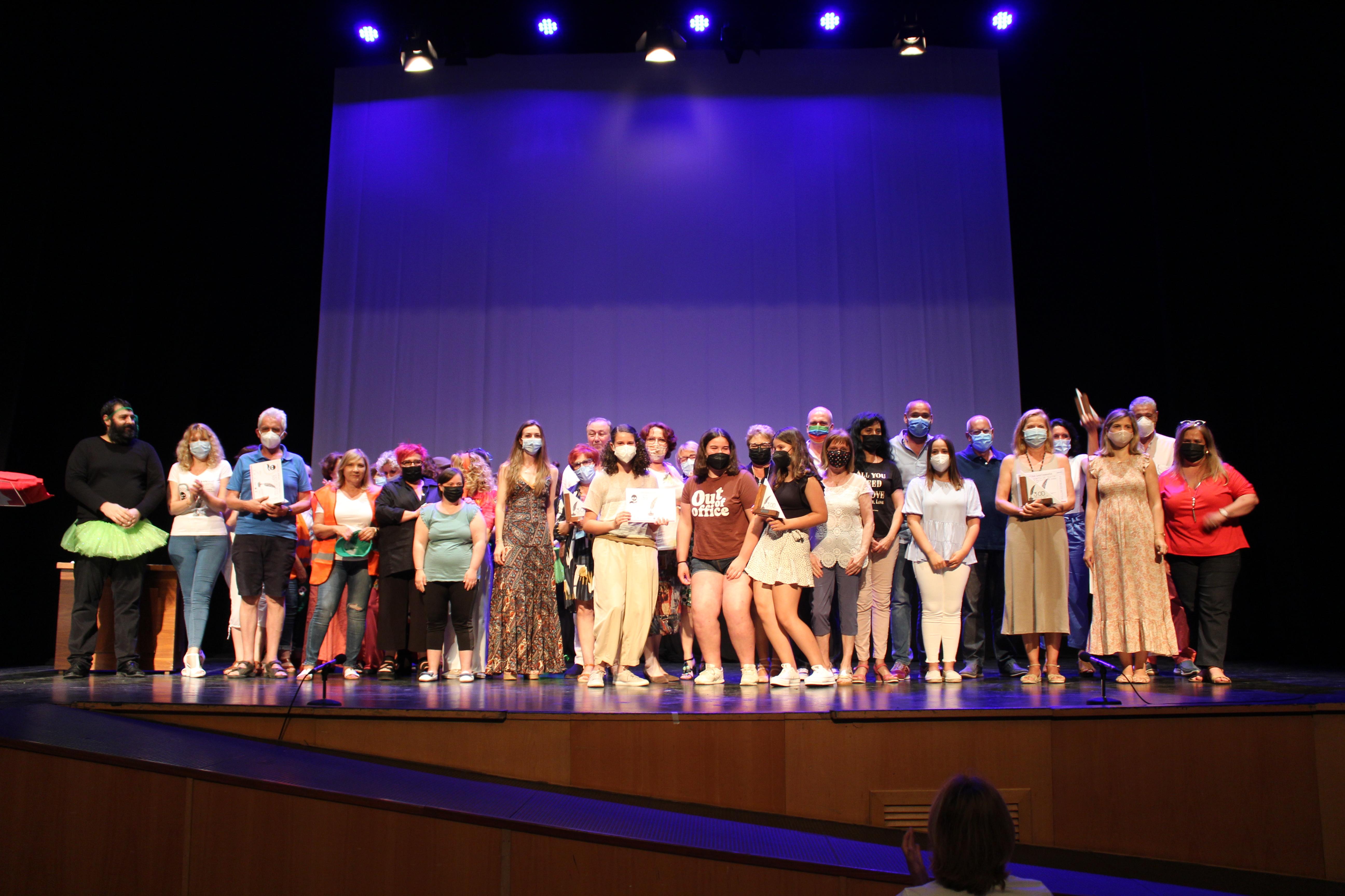 """Foto """"Una nit al sambori"""", dels deniers Desficaci Teatre, guanya el premi del públic &#..."""