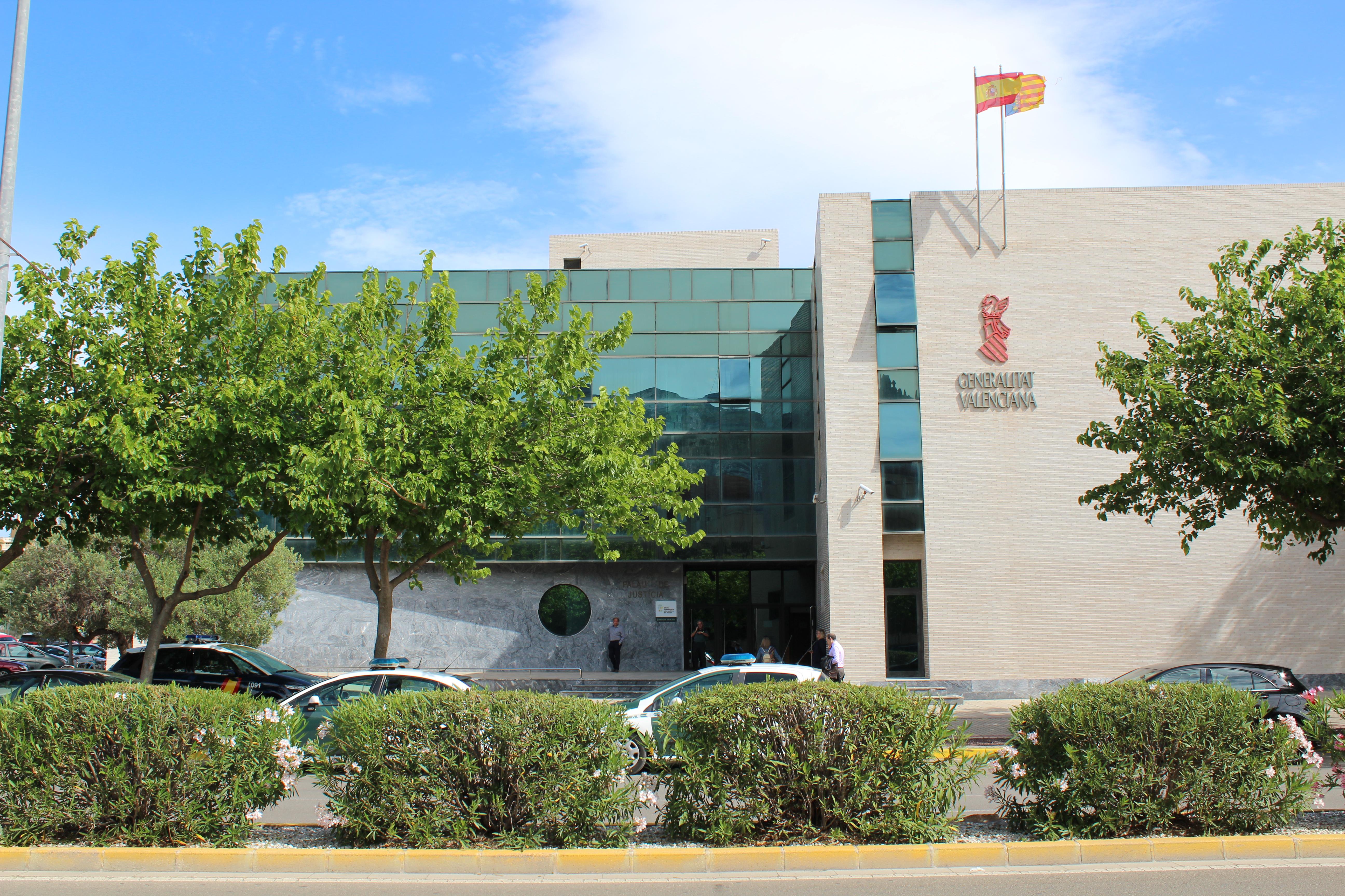 El Ple de l'ajuntament aprovarà la cessió a la Conselleria de Justícia d'un terreny de 870m...