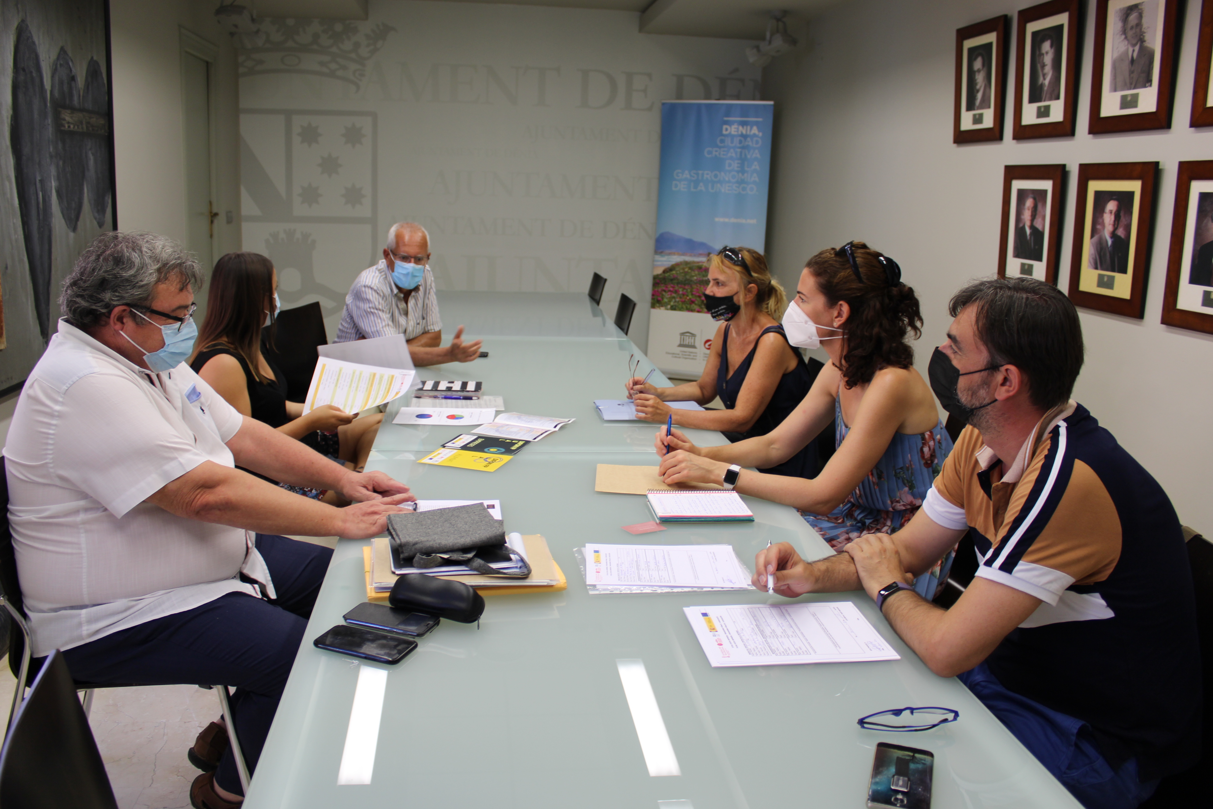 L'Ajuntament de Dénia col·laborarà amb l'IES Sorts de la Mar per a oferir pràctiques...