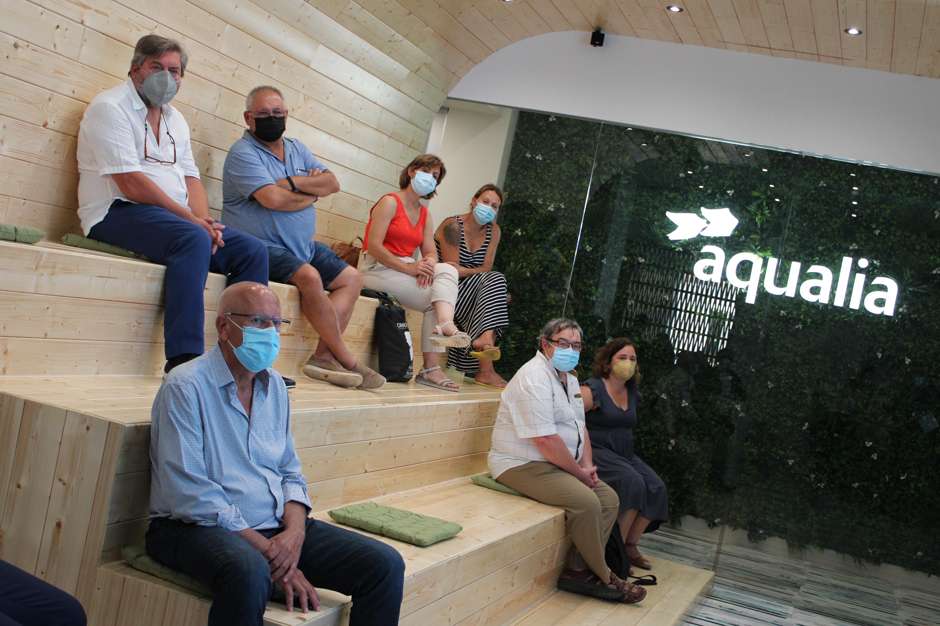 La digitalización transforma el servicio municipal de Aguas de Denia y lo convierte en refer...