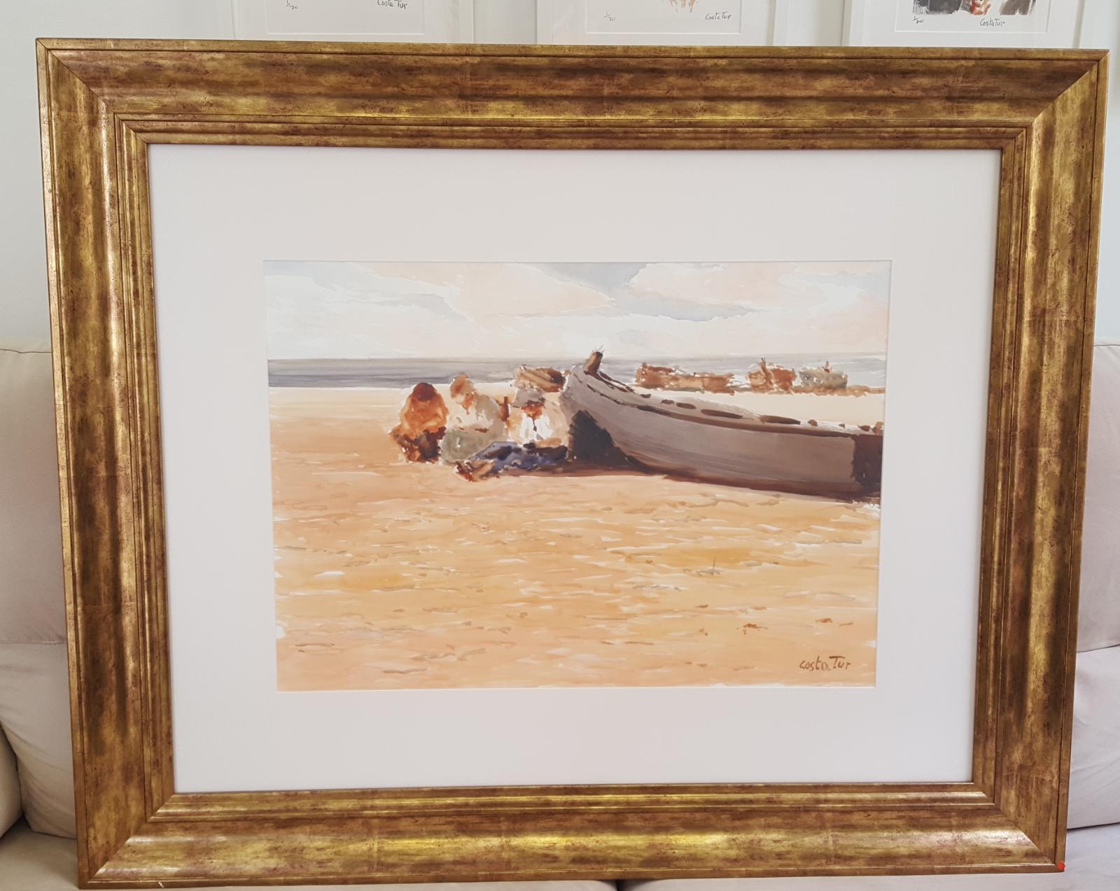 L'Ajuntament de Dénia adquireix dos obres del pintor Costa Tur