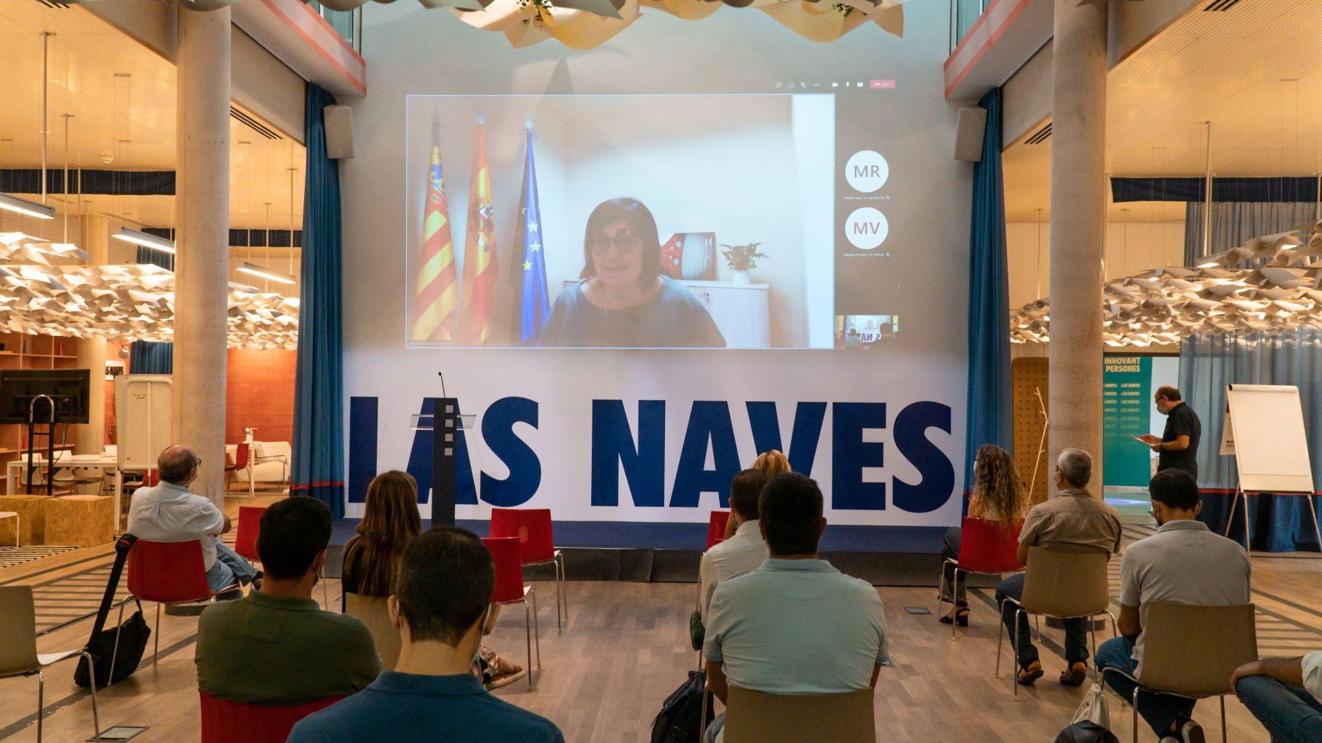 Dénia participa en el programa formatiu de el projecte Missions València 2030