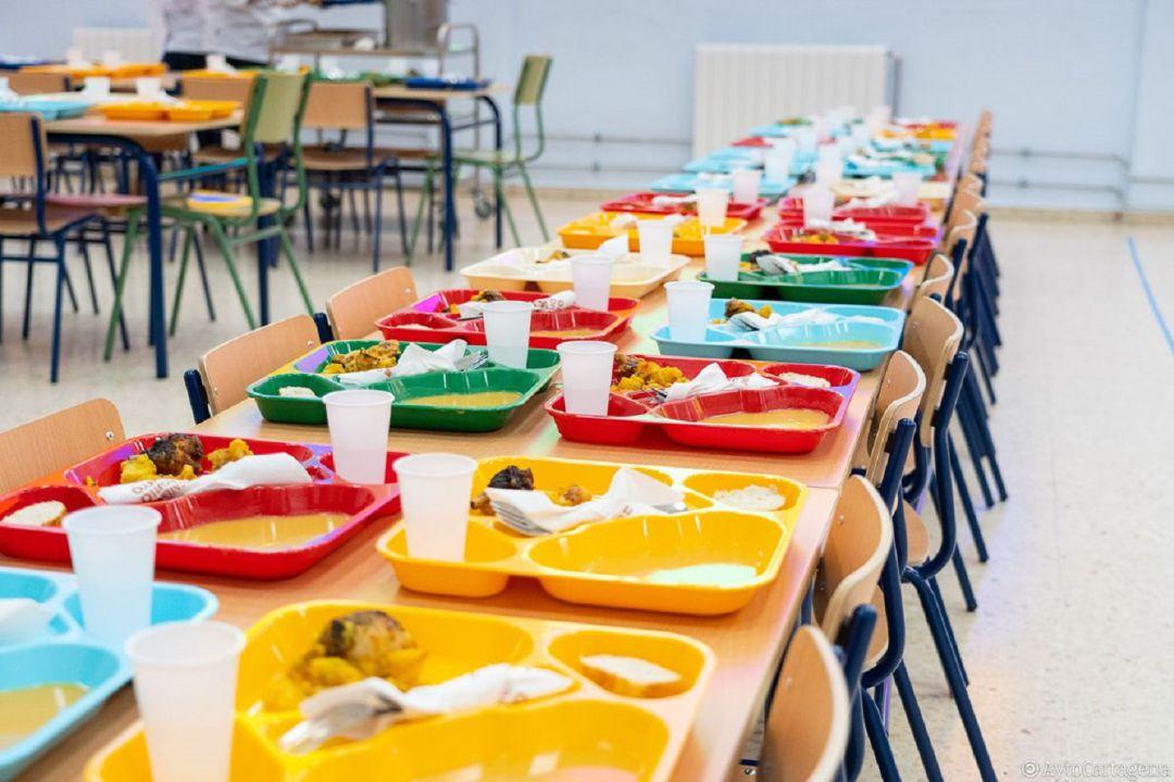 Foto El lunes se abre el periodo para solicitar las ayudas para el comedor escolar