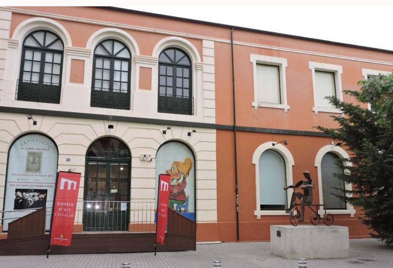 Foto Centre d'Art L'Estació