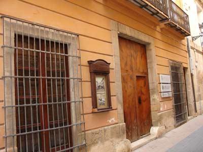 Foto Museo Etnológico